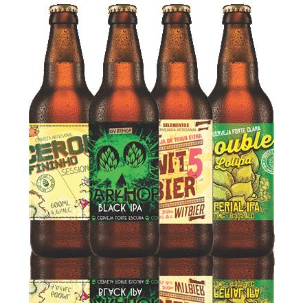 Rótulo Para Cerveja Artesanal