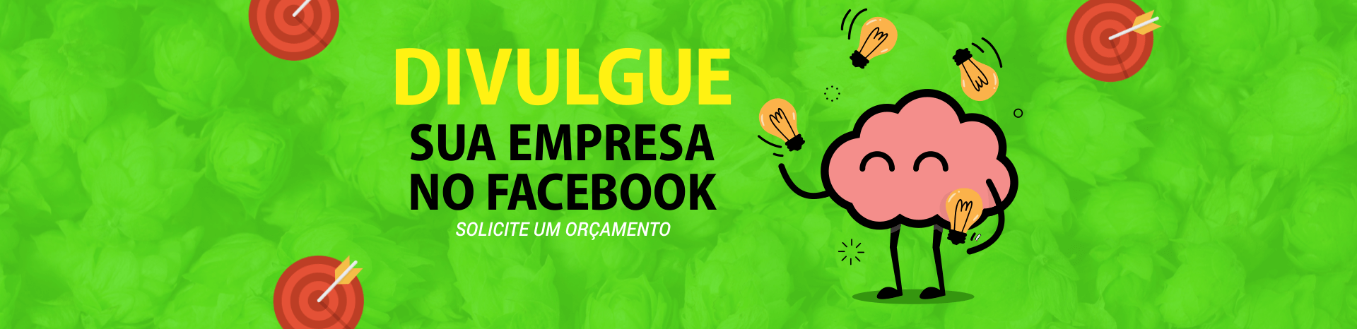 Divulgue sua empresa no Facebook